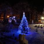 Peisaj al luminilor nocturne 4 - Nikon D7000, 18-55, 1/10, f/3.5, ISO 1250