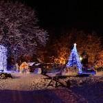 Peisaj al luminilor nocturne 3 - Nikon D7000, 18-55, 1/30 f/3.5, ISO 1250