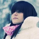 Privire, portret de iarnă 1