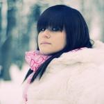 Privire, portret de iarnă 3