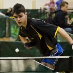Campionatul naţional de tenis de masă 5 - Nikon D7000 + 55-200 VR, 1/320s, f/4,5, ISO 2500