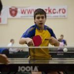 Campionatul naţional de tenis de masă 7 - Nikon D7000 + 55-200 VR, 1/320s, f/4,8, ISO 2500