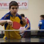 Campionatul naţional de tenis de masă 8 - Nikon D7000 + 55-200 VR, 1/320s, f/5, ISO 2500