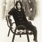 Portret aparte de iarnă 2 - Nikon D7000 + 50 1.8 - 1/4000s, f/1.8, ISO 400