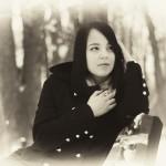 Portret aparte de iarnă 3 - Nikon D7000 + 50 1.8 - 1/4000s, f/1.8, ISO 400
