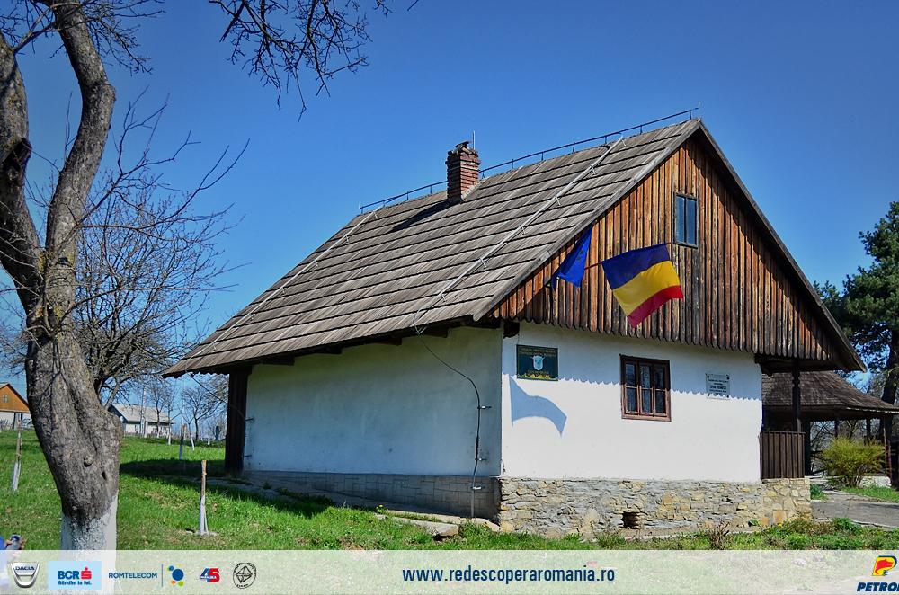 Casa memorială a lui Ciprian Porumbescu