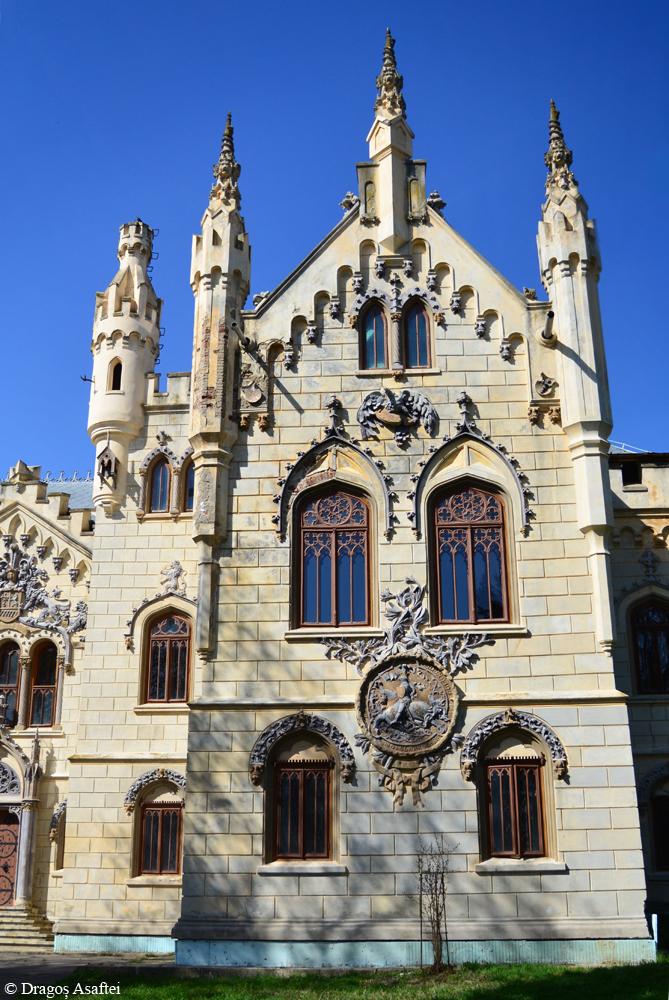 Castelul familiei Sturdza