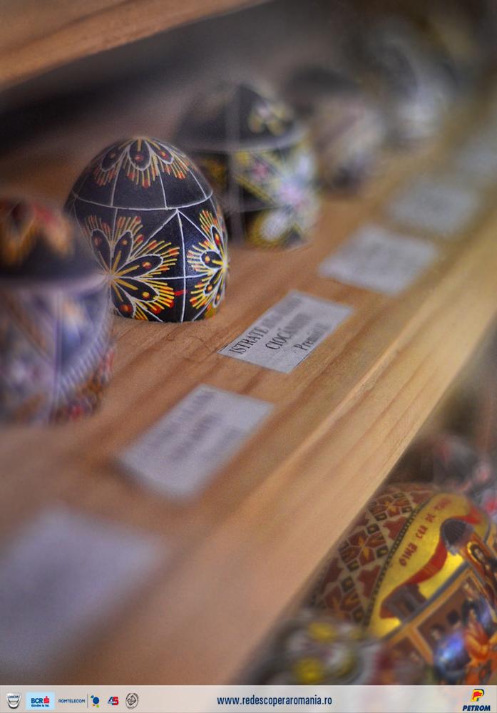 Muzeul ouălor încondeiate de la Ciocănești
