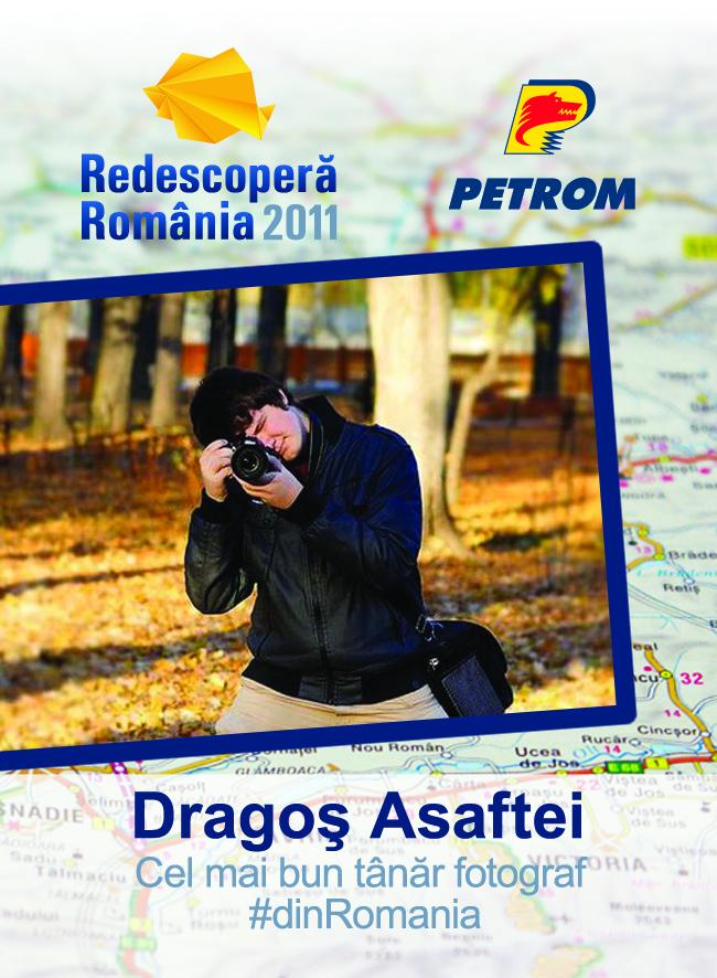 Dragoș Asaftei - Redescoperă România