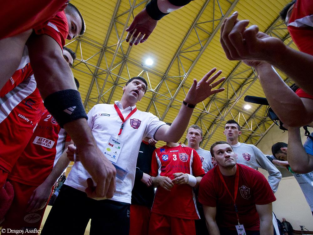 HC Odorhei - Steaua Bucureşti - Nikon D7000 + 10-24 @12mm
