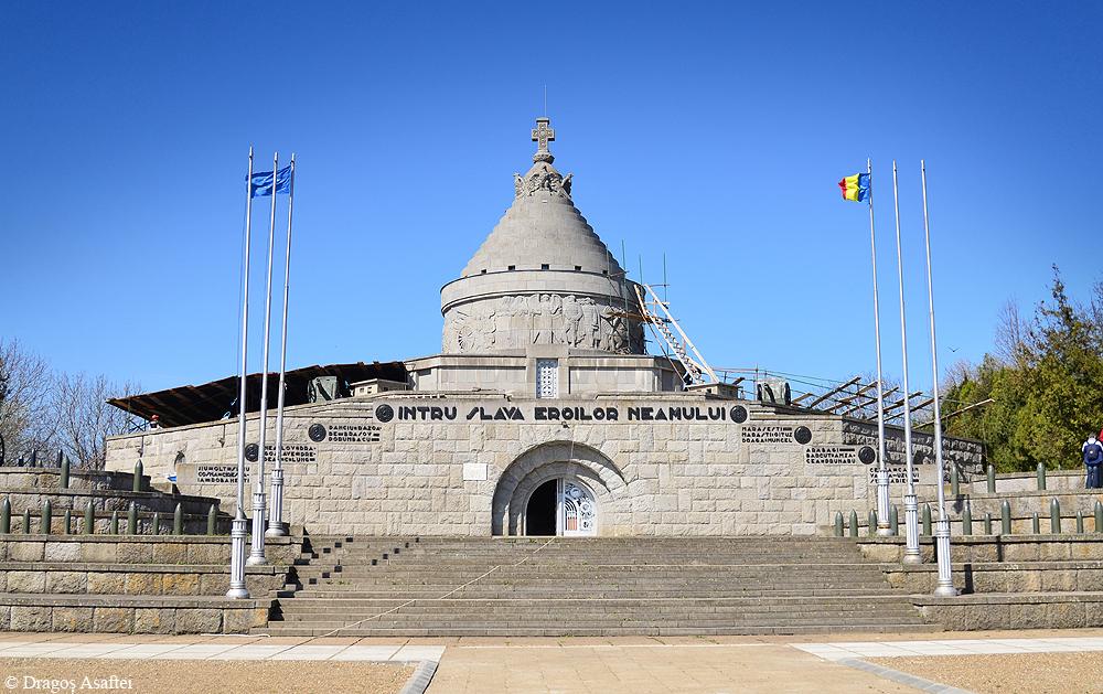 Mausoleumul de la Mărășești