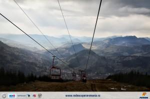 Telescaun - Munții Rodnei