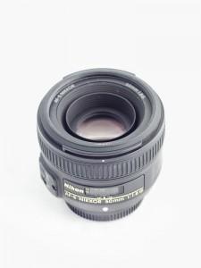 Nikkor AF-S 50mm f/1.8 G