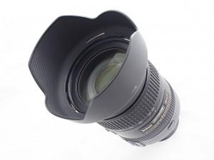 Nikkor AF-S 28-300mm f/3.5-5.6 VR - Vedere generală