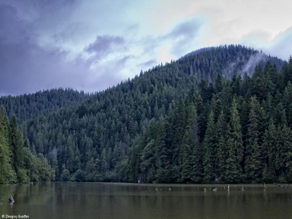 Roadtrip to Ceahlău - Lacul roșu