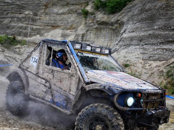Campionatul Național de off-road - Canionul României