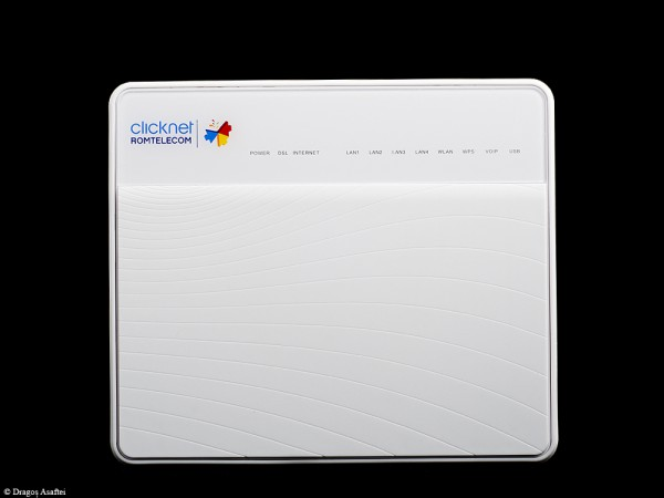 Router Wi-Fi Clicknet