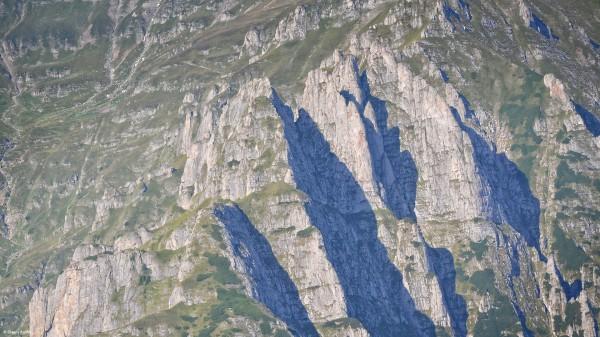 Zbor peste Transilvania: Munții Bucegi