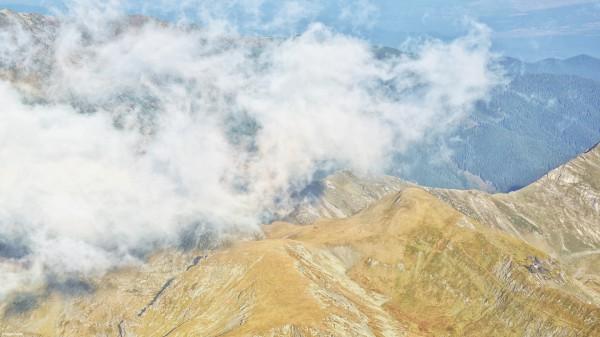 Zbor peste Transilvania: Munții Făgăraș