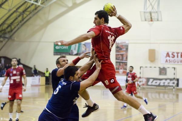 HC Odorhei - CSM Ploiești