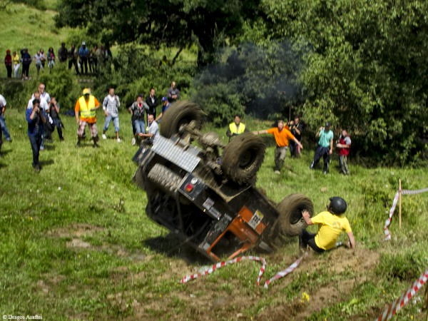 Harghita Off-road Trophy - Accident