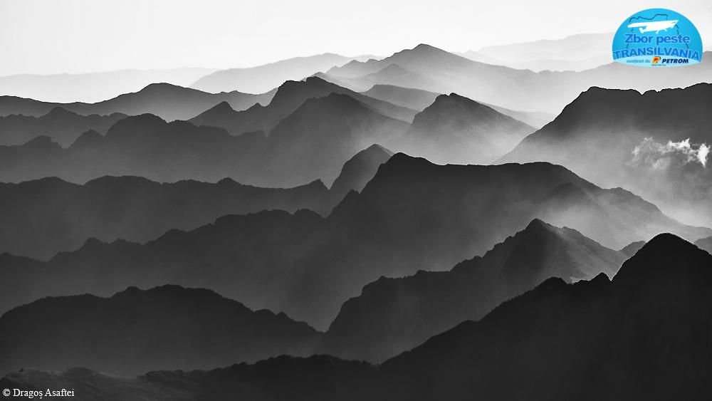 Crestele Munților Făgăraș