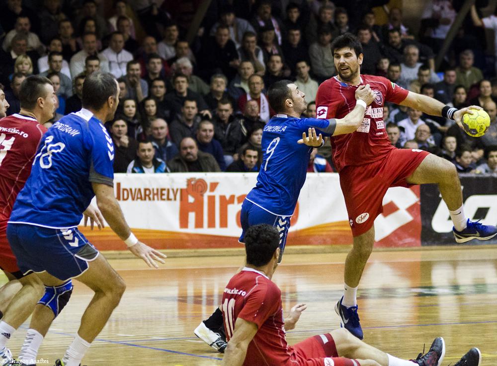 HC Odorhei - CS Caraș-Severin