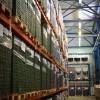 Vizită fabrica Danone - Depozit