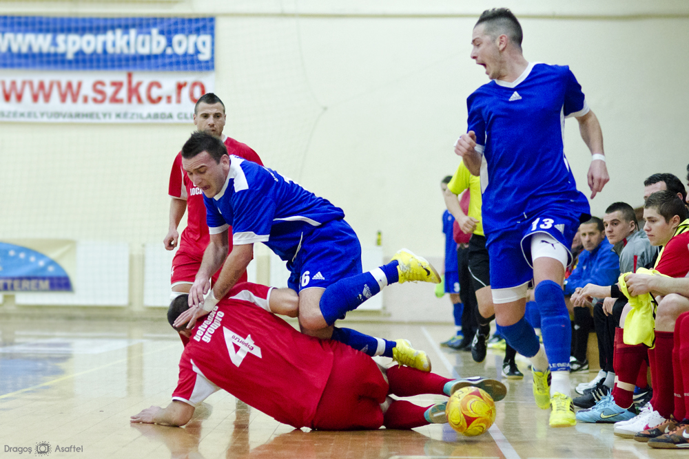 ACS Odorheiu-Secuiesc - CS United Galați