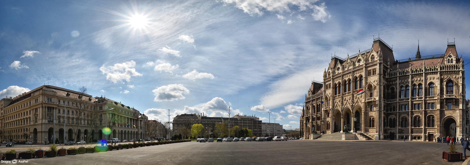 Budapesta într-o singură fotografie