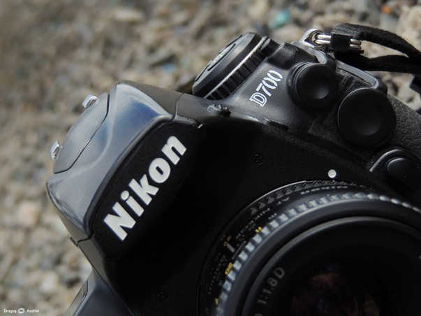 Nikon D700 fotografiat cu P510