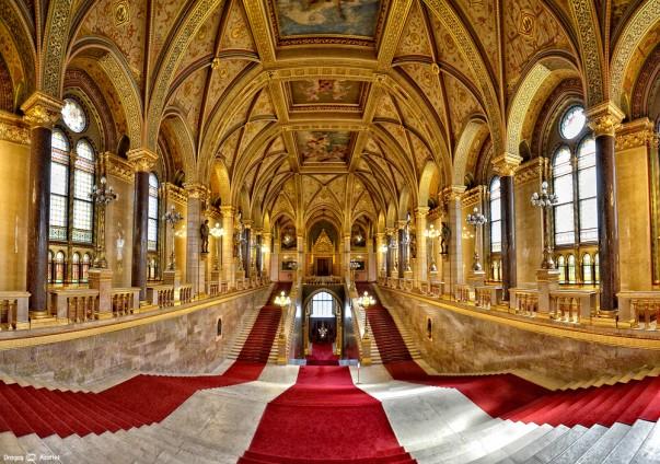 Holul principal al Parlamentului Ungariei