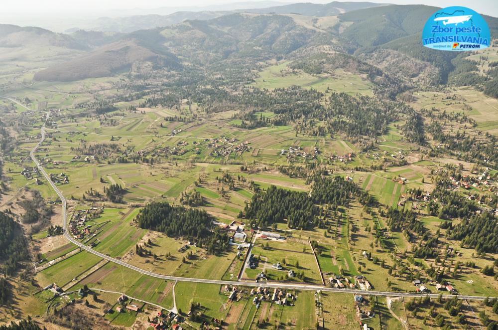 Un nou Zbor peste Transilvania