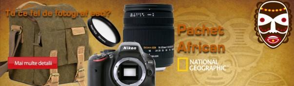 Photosetup - Pachet African