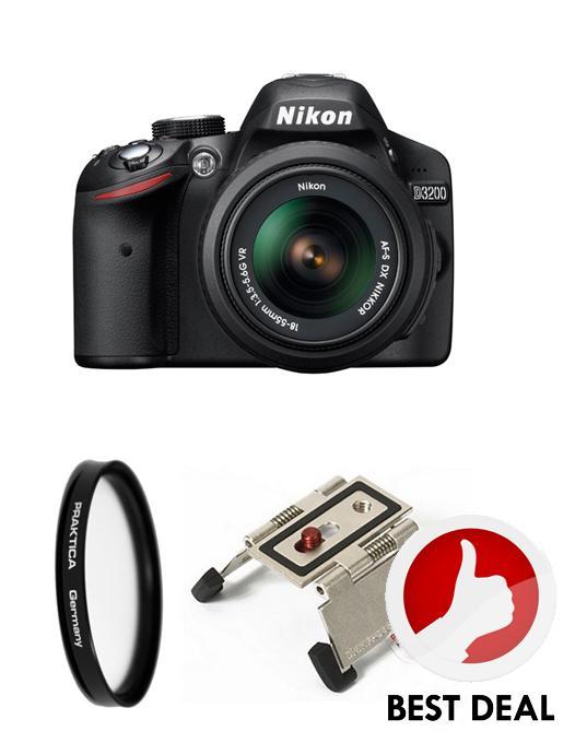 Pachet BestDeal - Nikon D3200