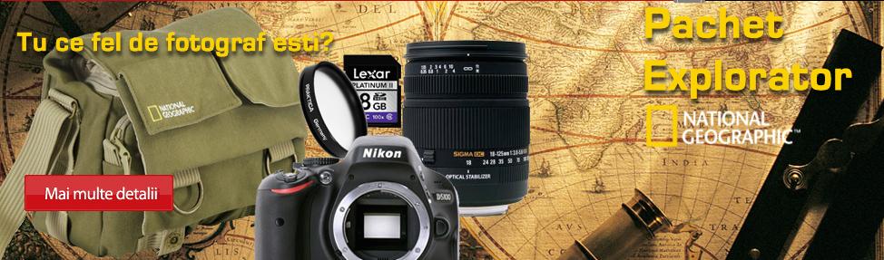 Photosetup - Pachet Explorator