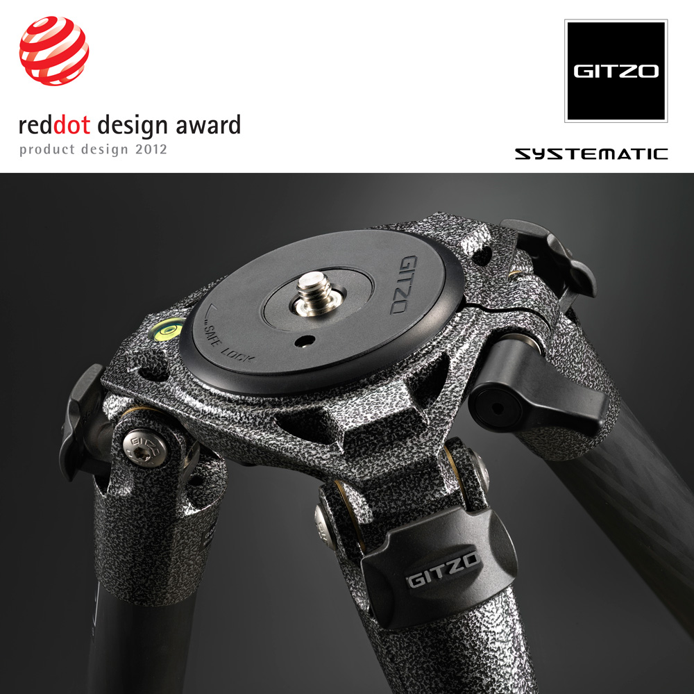 Gitzo - Red Dot Design Award