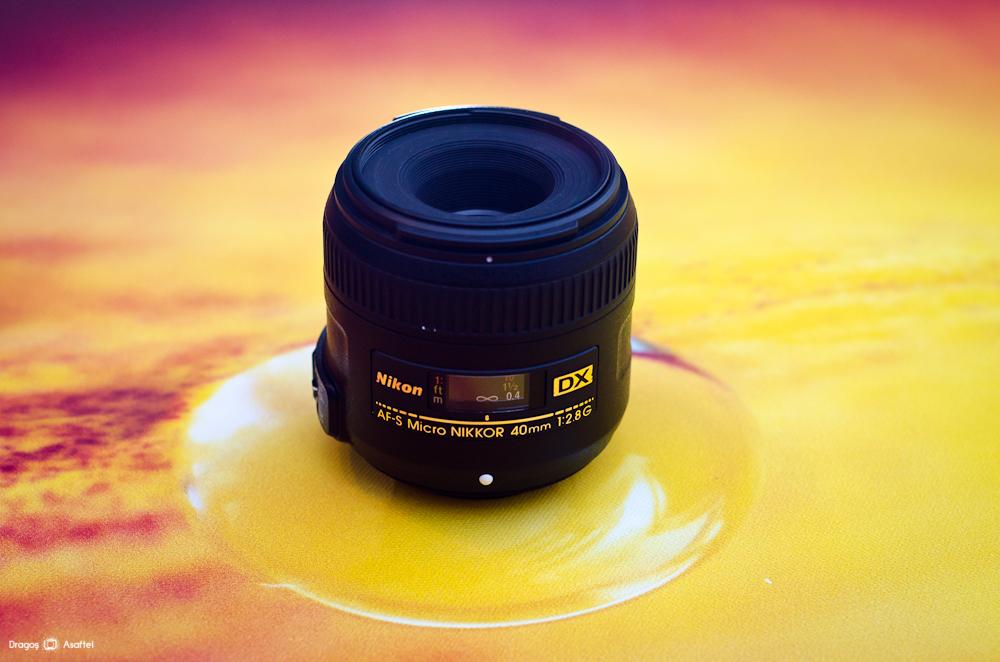Nikkor 40mm f/2.8 Micro