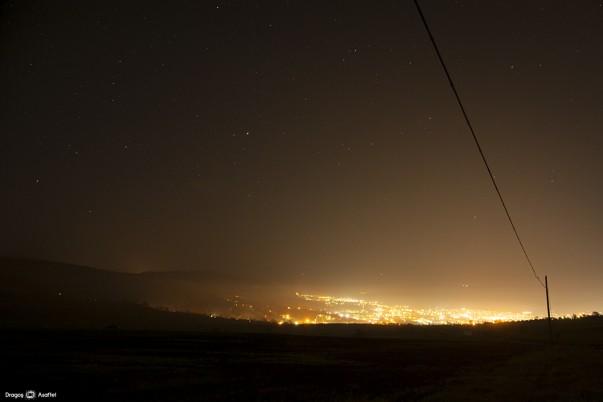 Fotografie de noapte cu Nikon D700