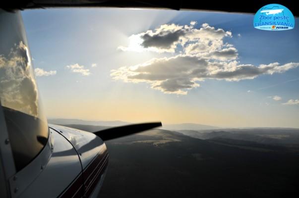Jurnal de zbor - Aprilie