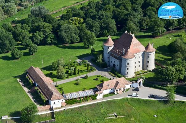 Zbor peste Transilvania - Cetatea de Baltă