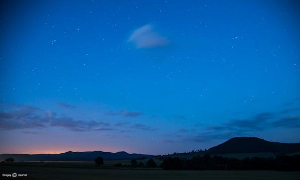 Peisaje de noapte - Nikon D4 + 24-120 - 30s, f/4, ISO 1600