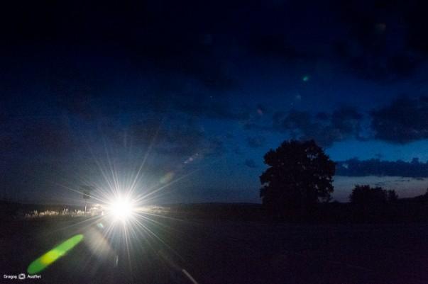 Peisaje de noapte - Nikon D4 + 24-120 - 1s, f/16, ISO 25600