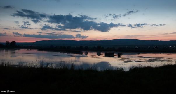 Peisaje de noapte - Nikon D4 + 24-120 - 1/20s, f/4, ISO 5000