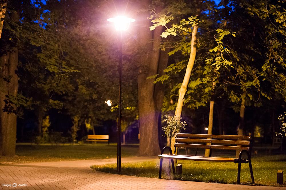 Fotografii de noapte - Nikon D4 + 85 - 1/100s, f/2.2, ISO 12800