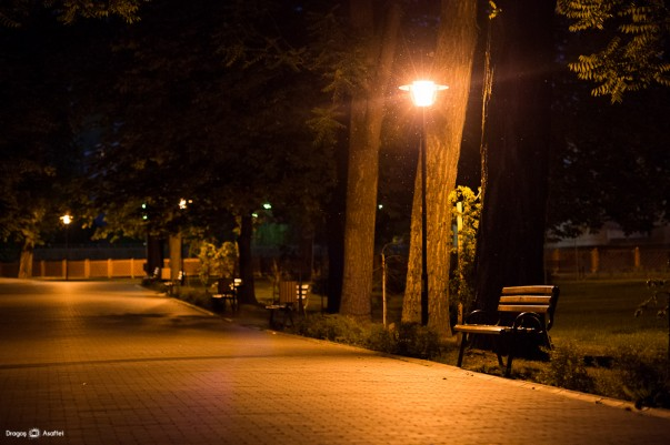 Fotografii de noapte - Nikon D4 + 85 - 1/100s, f/2.2, ISO 10000