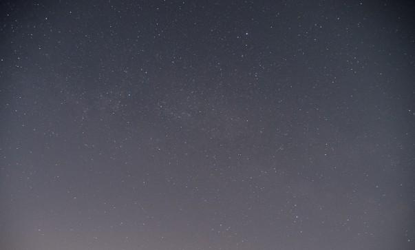 Peisaj nocturn cu Nikon D4 - 8s, f/4, ISO 6400