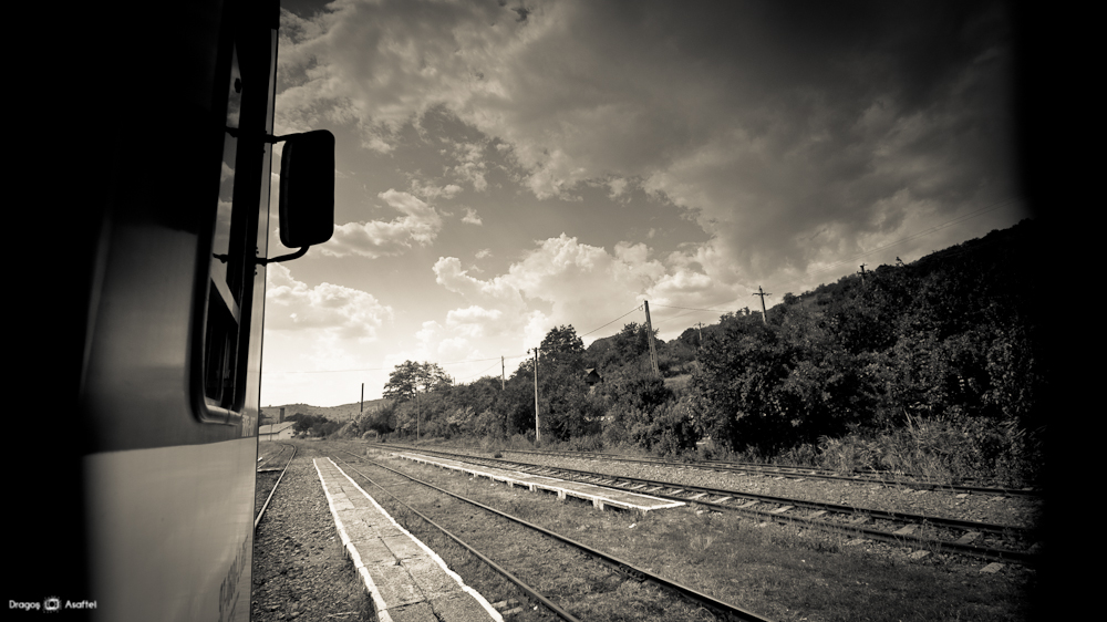 Închis în trenul vieții