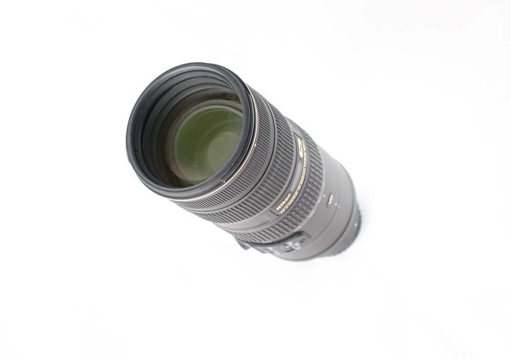 Nikkor AF-S 70-200mm f/2.8 G VRII
