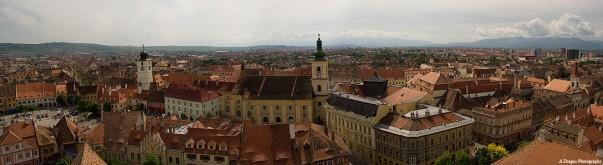Sibiu - Centrul cultural al Transilvaniei